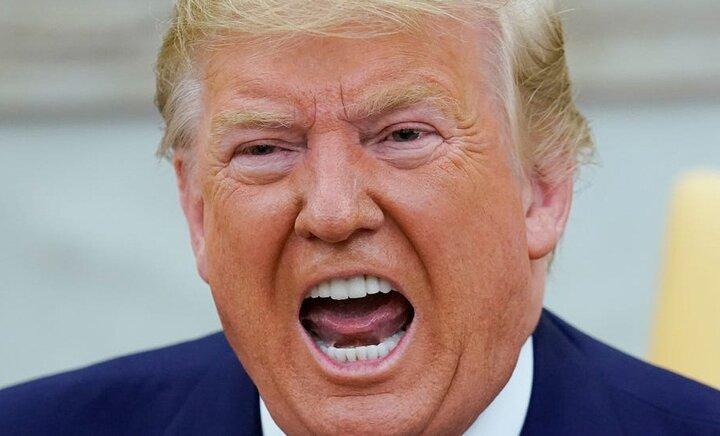 ترامپ ترسیده است!