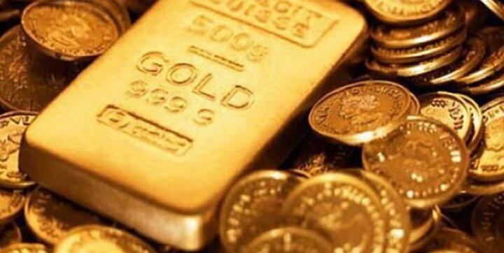 ریزش ۱۰ دلاری طلای جهانی