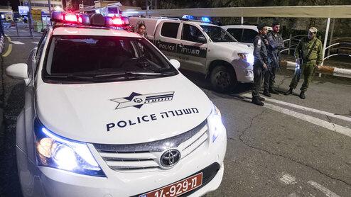 خودروی پلیس اسرائیل معترضان را زیر گرفت + فیلم