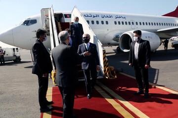 ورود عبدالله عبدالله به تهران