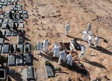 مجموع جان باختگان کرونا در کرمان به ۹۹۹ نفر رسید