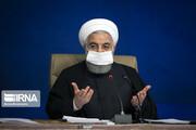 روحانی: هدف اصلی دولت کم کردن فشار بر اقشار کم برخوردار است
