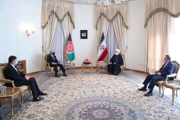 روحانی: آمریکا بدنبال بهره برداری انتخاباتی از مذاکرات صلح در افغانستان است