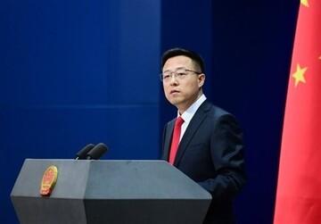 واکنش چین به تهدیدات آمریکا برای فروش سلاح به ایران