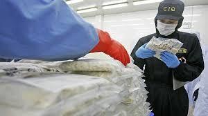 ویروس زنده کرونا در مواد غذایی یخ زده پیدا شد