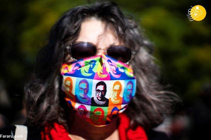 تظاهرات زنان مخالف دونالد ترامپ / تصاویر