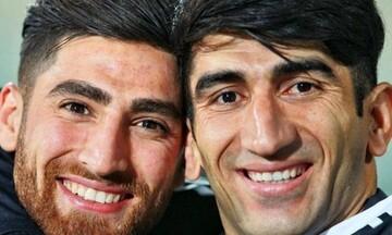 گرانترین بازیکنان فوتبال ایران در یک قاب + تصویر