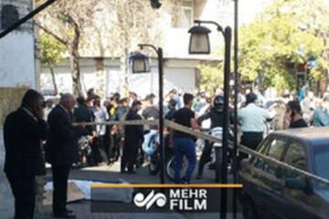 سارقان مسلح طلافروشی در تبریز جان یک رهگذر را گرفتند +فیلم