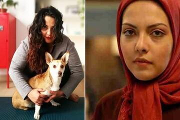 کشف حجاب خانم بازیگر معروف پس از مهاجرت به اسپانیا / قربانی جدید آزار جنسی در سینما + عکس
