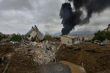 آتش جنگ قره باغ  به عراق هم رسید