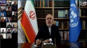 ظریف: یک چهارم سلاح جهان به منطقه خاورمیانه سرازیر شده است / ایران قصد راهاندازی مسابقه تسلیحاتی ندارد