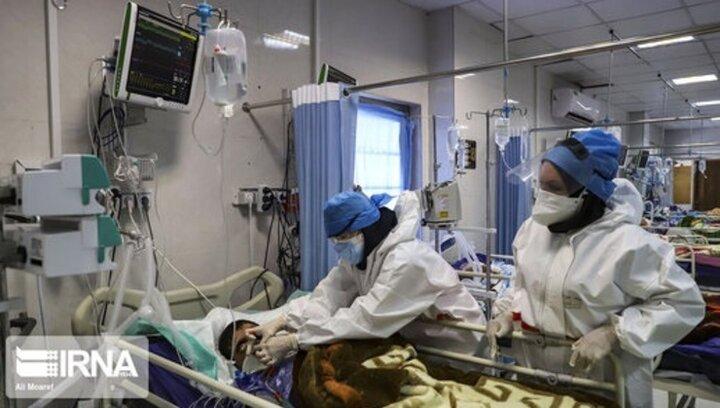 استوری تکاندهنده پرستار ایرانی درباره کرونا +عکس