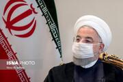 پاسخ روحانی به وزیر بهداشت: جز صبر چاره ای نیست