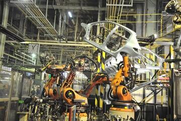 رشد ۵۵ درصدی تولید در ایران خودرو