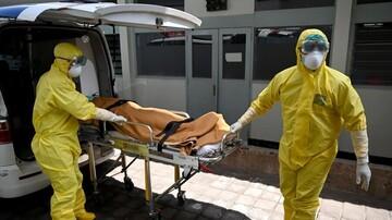 فوت ۳۱۷ بیمار کرونایی روسیه در یک روز