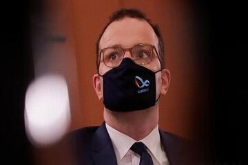 ابتلای وزیر بهداشت آلمان به کرونا