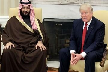 ترس عربستان از عدم پیروزی ترامپ در انتخابات