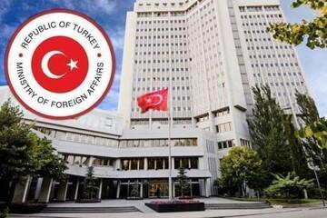 ترکیه بیانیه مشترک یونان، مصر و قبرس را محکوم کرد