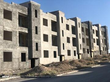 پرونده مسکن مهر ۱۰ استان بسته شد