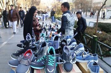 تعداد دستفروشان تهرانی افزایش یافت