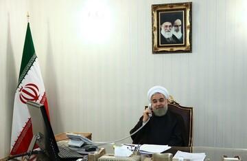 روحانی:  بحران قره باغ از طریق مذاکره حل  می شود/  توافقات تجاری و بانکی ایران و ترکیه باید اجرایی شود
