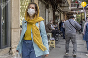 وضعیت کرونایی تهران از دریچه دوربین رسانههای خارجی/تصاویر