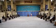 برگزاری جلسه ستاد ملی مقابله با کرونا در حضور رهبر معظم انقلاب