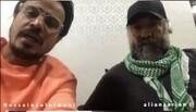 کنایه تند و بی سابقه علی انصاریان به بازیکنان جدا شده از پرسپولیس + فیلم