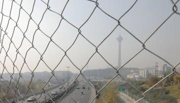 آلایندهها دستبردار هوای تهران نیستند