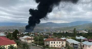 باکو ارتفاعات استراتژیک قرهباغ را تصرف کرد