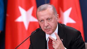 اردوغان: ماکرون به درمان روانی نیاز دارد