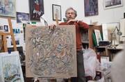عباس معیری نقاش و مجسمهساز پیشکسوت درگذشت