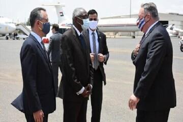 آمریکا برای سودان شرط گذاشت