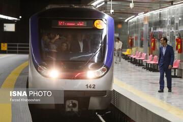 مترو به تهران پارس و حکیمیه می رسد