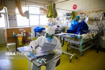 فوت ۳۳۷ بیمار کرونایی در ۲۴ ساعت گذشته/ حال ۴۹۸۲ نفر وخیم است