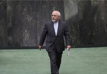 وزیر امور خارجه به مجلس میرود