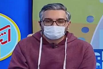 کنایه مجری تلویزیون به بوسههای شجاع خلیلزاده بر لوگوی تیم جدیدش + فیلم