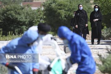 وضعیت بحرانی کرونا در فارس/  هر ساعت یک نفر فوت می کند