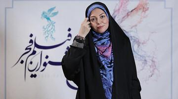 سلفی پاییزی مجری زن مشهور / عکس