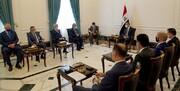 دیدار نماینده ویژه پوتین با نخست وزیر عراق
