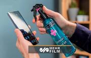 نحوه ضدعفونی کردن تلفن همراه در کرونا + فیلم