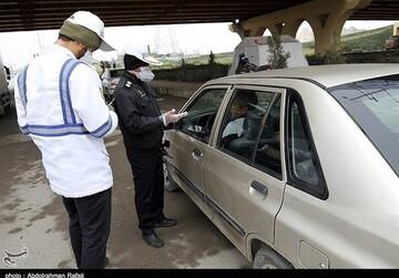 اجرای جریمه های کرونایی در تهران/ ۳۶۳ هزار تذکر به افراد بدون ماسک و جریمه بیش از ۶ هزار خودرو