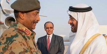 کمک ۵۵۶ میلیون دلاری امارات به سودان