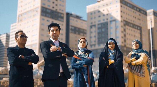 «عطسه» رضا رشیدپور روی آنتن شبکه ۳ میرود