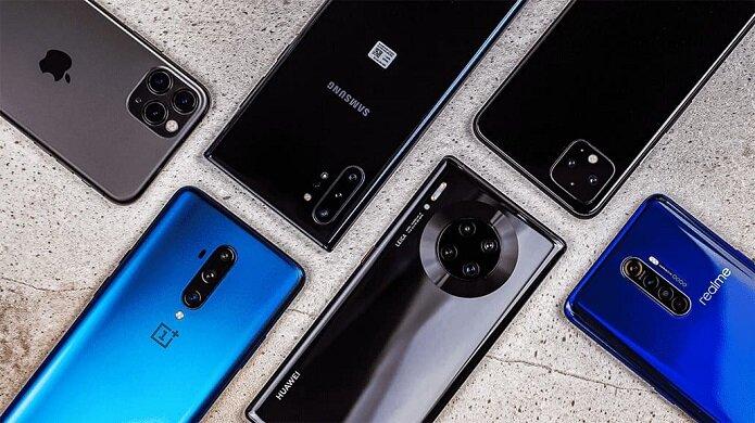 قیمت انواع گوشی موبایل در ۶ آبان ۹۹