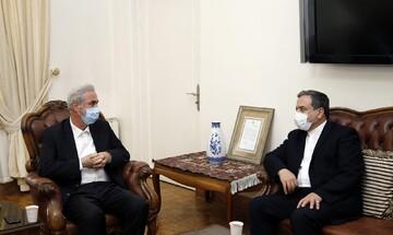 عراقچی: حامل پیام ایران برای حل مناقشه قره باغ هستم