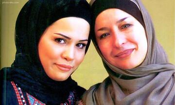 سلفی مادر و دختر بازیگر + عکس