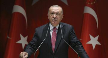 اردوغان: لبنانی ها ماکرون را از کشورشان اخراج کردند