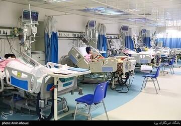 ۴۰ درصد بیماران بدحال کرونایی در تهران بستری هستند/ بیش از ۶ هزار نفر بستری داریم