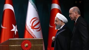 روحانی روز ملی ترکیه را به اردوغان تبریک گفت